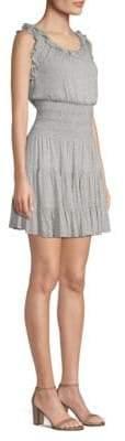 Rebecca Taylor Blouson Jersey Dress