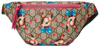 Gucci Children's GG fawns belt bag