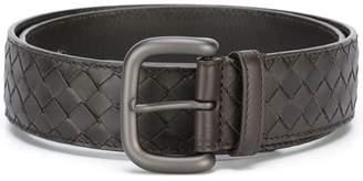 Bottega Veneta intrecciato woven belt