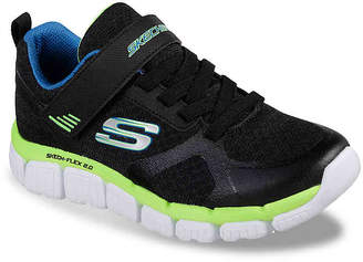 Skechers Skech-Flex 2.0 Swift Pulse Toddler & Youth Sneaker - Boy's