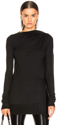 Rick Owens Cape Tunic Top