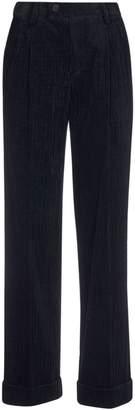 Alysi Pleated Trousers