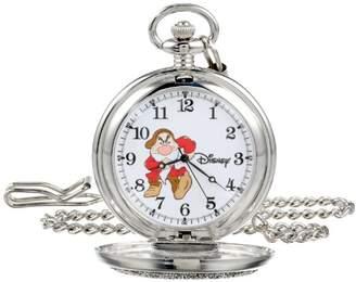 EWatchFactory Disney Men's 56403-3477 Grumpy Pocket Watch