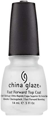 China Glaze Fast Forward Top Coat