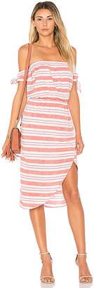 Lovers + Friends Mira Midi Dress