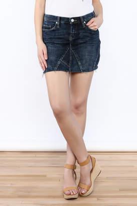 Blank Miniskirt