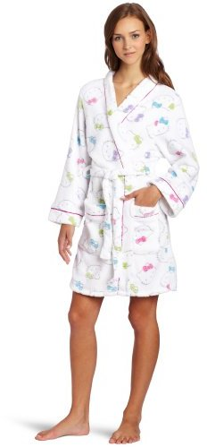 Hello Kitty Juniors Snuggly Kimono Robe