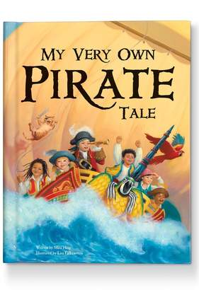 I See Me! 'My Very Own Pirate Tale' Personalized Hardcover Book