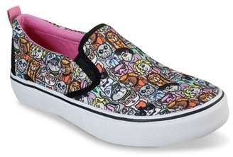 Skechers BOBS Marley Jr Cat Pack Slip-On Sneaker