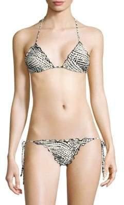 Ripple Bikini Top