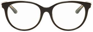 Christian Dior Black Montaigne 16 Glasses