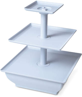 Trademark Global Three Tier Cupcake Dessert Stand Tray by Chef Buddy