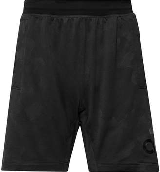 adidas Sport Hype Camo Mesh-Panelled Climalite Shorts