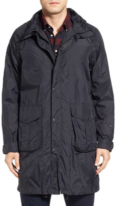 Barbour Three Bell Hooded Parka $349 thestylecure.com
