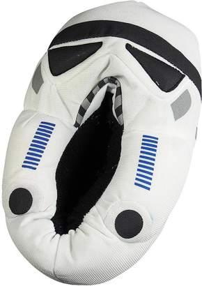 Star Wars Little Boys Slippers, White 38206-L2-3