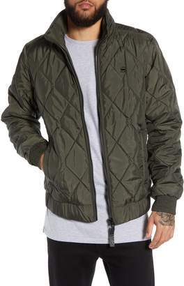 G Star Meefic Quilted Bomber Jacket