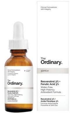 The Ordinary Resveratrol 3 Percent and Ferulic Acid 3 Percent