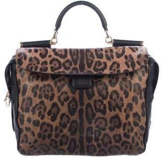 Dolce & Gabbana Leather Miss Sicily Bag