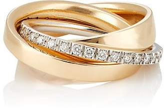 Roberto Marroni Women's Interlocked Ring
