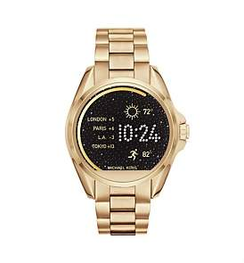 Michael Kors Bradshaw Gold-Tone Display Watch