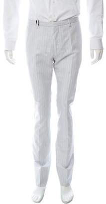 Calvin Klein Collection Pinstripe Casual Pants w/ Tags