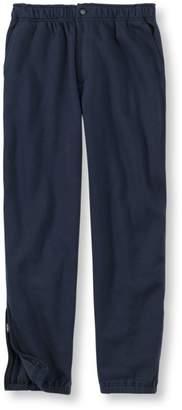 L.L. Bean L.L.Bean Athletic Sweats, Fly-Front Pants
