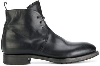 Project Twlv lace-up ankle boots
