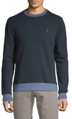 Original Penguin Fleece Crew Sweater