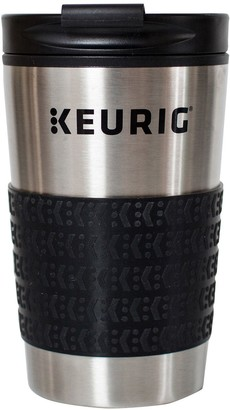 Keurig 12-oz. Stainless Steel Travel Mug