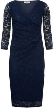 Dorothy Perkins Womens **Billie & Blossom Petite Cobalt Bodycon Dress