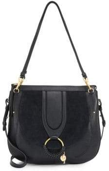 See by Chloe Hana Large Leather Saddle Bag