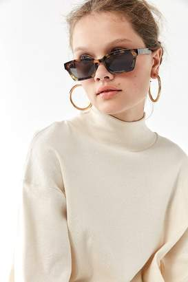Urban Outfitters Costello Rectangle Sunglasses