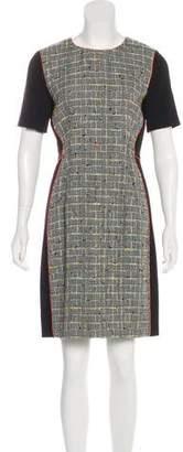 Paul Smith x Black Label Wool Mini Dress