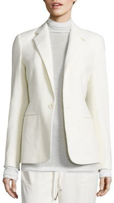 Polo Ralph Lauren Wool-Blend Herringbone Blazer $598 thestylecure.com