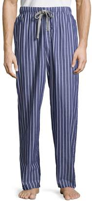 Kenneth Cole Men's Woven Striped Sleep Pant