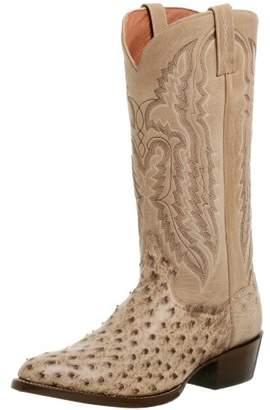 pretty nice c3692 1c0f2 Dan Post Men s Ostrich Boot