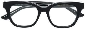 Gucci square frame glasses