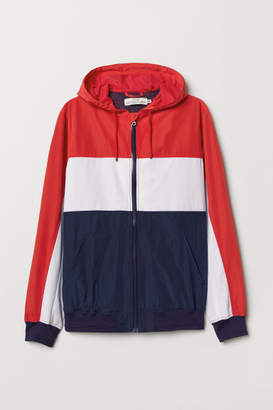 H&M Windproof Jacket - Red