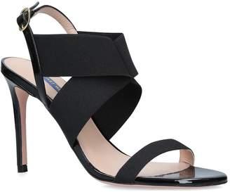 Stuart Weitzman Alana Patent Sandals