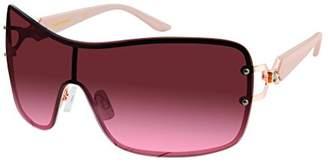 Southpole Women's 455sp-Rdrs Shield Sunglasses