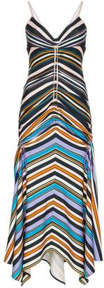 Peter Pilotto Stripe Jersey Dress