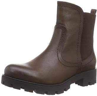 Xti Women's 28774 Unlined Classic Boots Half Length Brown Size: 4