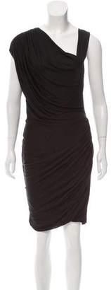 Emilio Pucci Ruched Asymmetrical Dress w/ Tags