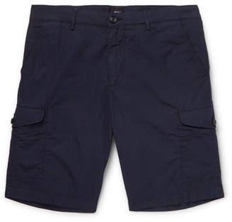 HUGO BOSS Crigen Cotton-Ripstop Cargo Shorts