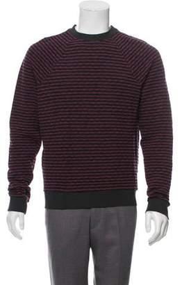 Paul Smith Wool-Blend Intarsia Sweater