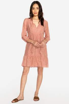 Johnny Was Karina Peasant Tunic Dress