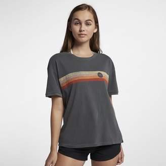 Hurley Retro Wash Ringer Women's T-Shirt