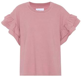Current/Elliott The Carina cotton top