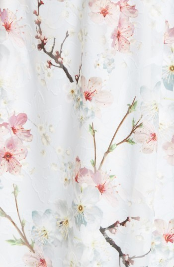 Women's Ted Baker London Elynor Floral Print Maxi Dress 4