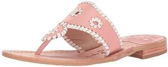 Jack Rogers Women's Pretty in Pastel Dress Sandal
